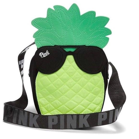 PINK Victoria's Secret Handbags - Victoria's Secret insulated cooler tote bag